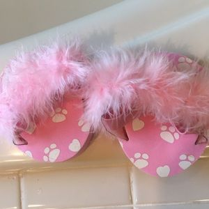 Shoes -Build a Bear sandals will make you smile!